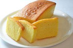 LE Cake au citron de Pierre Hermé100 witte suiker, 100 witte bastard, 200 riet, 1 el honing, 10 gr maizena