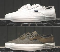 "Vans Vault Authentic LX ""Micro Dots"" Pack"