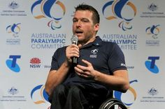 Kurt Fearnley talks about how much Paralympic sport has grown in Australia House Canberra, Houses Of Parliament, Summer Dream, Olympics, Australia, Dreams, Fitness, Sports, Hs Sports