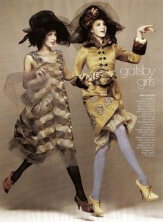 David Sims for Vogue