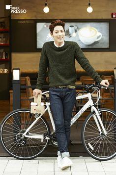 I love Hong Jong Hyun