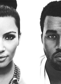 """Face Readings - Face Reading Compatibility - Interracial Dating - Marriage - Most couples team up with others that have the same facial alignments. It's why you'll often see couples that look alike. - Couples eventually start looking alike due to facial mirroring and emphasizing. The Kim Kardashian """"Kimye"""" photo is a perfect example. - Discover even more Insights on Face Reading Compatibility with a Professional and Intuitive Face Reading at the link.- Over 15 Years Expertise."""
