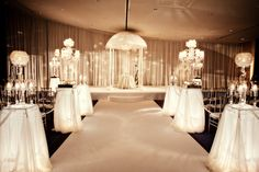 #weddings #ceremony #aisle #photography #chicago #sofitel #white Timeless wedding aisle