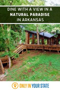 Nature lovers will love this hidden gem tucked away in the Arkansas Ozarks. River Run restaurant is a great location for food lovers who want more unique dining experience. The atmosphere will make anyone feel like they're eating in a fairytale forest. Ozark National Forest, Smoked Trout, River Lodge, Great Restaurants, Arkansas, Fairytale, Trip Advisor, Places To Go, Gem