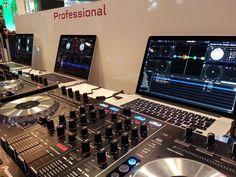 Pioneer DJ-Controller #Pioneer #DJController #Musikmesse