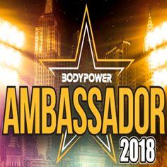 Bodypower Ambassador Code BPDJ2