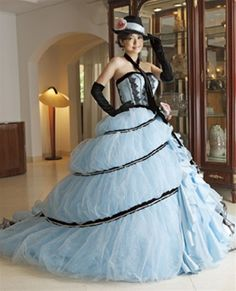 Image detail for -gothic prom dresses cute plus size goth dresses ...