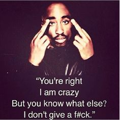 Pin by ♡lu on ♡ Tupac Quotes, Gangster Quotes, Rapper Quotes, Badass Quotes, Real Quotes, True Quotes, Motivational Quotes, Funny Quotes, Inspirational Quotes