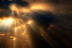 Heavenly Rays...