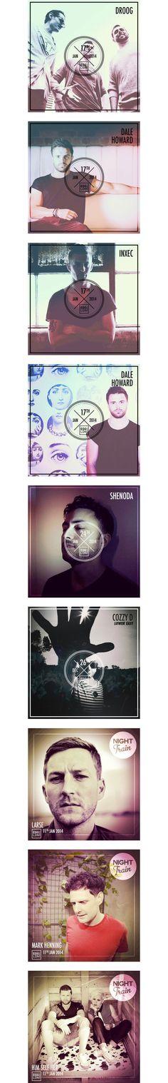 Events @ Egg Ldn // Artwork branding by GiadaLand , via Behance #Egg #London #Droog #Deep #techno #club #party #night #cool #dalehoward #shenoda #terryfarley #jaylumen #maxchapman #adanatwins #francescalombardo #denizkurtel #davidaugust #huntergame #graphicdesign #design #graphic #filter #instagram #vintage #effects