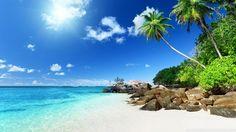 paisajes bonitos de verano playa paradisiaca exotica barca imagen foto wallpaper