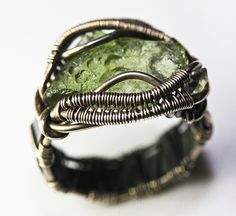 Original Philip Crow Sterling Silver Talisman Ring  by PhilipCrow