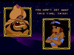 Aladdin #RetroGaming