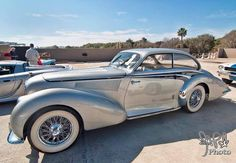 1937 Delahaye 135 MS Coupe