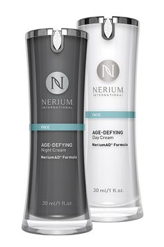 I think I'll check it out.  Discover the science behind great skin! Experience Nerium's night and day difference with the ultimate skincare system: Age-Defying Night and Day Creams, NeriumAD® Formula. Get all the benefits of both products in one purchase! Both feature the powerful, proprietary NAE-8® extract.