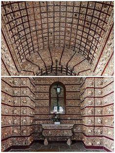 Capela dos Ossos [Igreja da Ordem Terceira de Nossa Senhora do Monte do Carmo] - Faro, Algarve (Portugal).