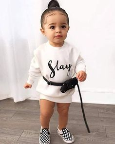 Know Where your kids are with The… – Cute Adorable Baby Outfits Cute Mixed Babies, Cute Black Babies, Black Baby Girls, Cute Babies, Cute Kids Fashion, Baby Girl Fashion, Toddler Fashion, Toddler Outfits, Cute Little Girls Outfits