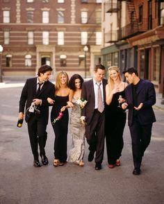 Friends TV show (de mis favoritos de todos los tiempos!) para siempre y por siempre!