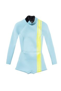 The Cynthia Rowley Wetsuit Collection Brings Style to Surf #fashion trendhunter.com