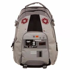Star Wars AT-AT Pilot Backpack – Fam & Glam Lifestyle Store