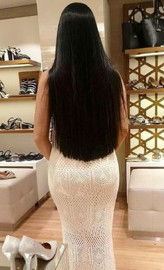 Online Shop Brazilian Straight Hair 4 Bundles With Closure Rabake Hair Brazilian Human Hair Bundles With Closure,Factory Cheap Price, DHL Worldwide Shipping,Store Coupons Available. Long Black Hair, Dark Hair, Straight Weave Hairstyles, Silky Hair, Beautiful Long Hair, Human Hair Extensions, Weave Extensions, Human Hair Wigs, Wig Hairstyles