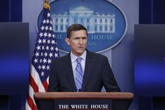 National security adviser Mike Flynn last week saying the Trump administration was putting Iran 'on...