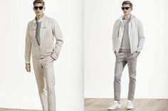 Peuterey Spring/Summer 2015 Men's Lookbook   FashionBeans.com