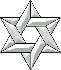 star of david pattern use the printable outline for crafts rh pinterest com Hollywood Star Clip Art Free Star Clip Art Free Download