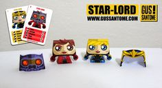[marvel universe] star-lord toy