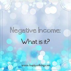 Negative Income — Happy Vikings