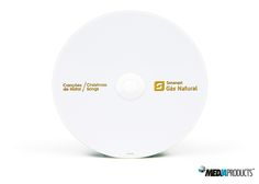 CD com músicas de natal, produzido para a empresa petrolífera Angolana Sonangol.