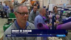 Reportage de France 3 du 15 septembre 2015 sur l'ESAT de Braconnac géré par la…