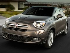 FIAT 500X - AWD Crossover from FIAT - FIAT Mobile