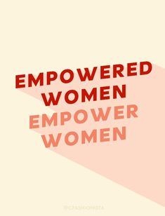 Quote about empowering women