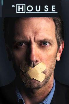 """Hugh Laurie, """"House"""""""