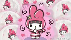 New Sanrio SKY Hello Kitty Sticker 12 PCS 3D QQ