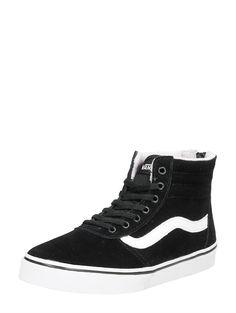 vans schoenen dames hoog