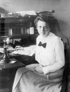 From Arkansas - Hattie Caraway, the first woman ever elected to ...