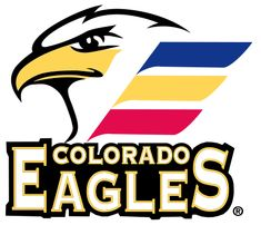 Fall/Winter: Check out a Colorado Eagles Hockey game next door at the Budweiser Events Center Hockey Logos, Sports Team Logos, Hockey Quotes, Sports Teams, Bakersfield Condors, Fort Wayne Komets, Rockford Icehogs, Providence Bruins, Milwaukee Admirals
