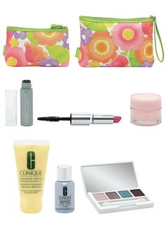 Clinique 7-Piece Set at http://www.BeautyBoutique.com. #makeupgiftset #cliniquegiftset #beautyboutique