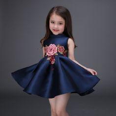 Vestido Luxo Dress Silk Duchess