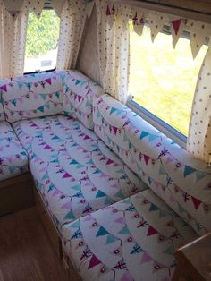 Caravan Curtains Made To Measure