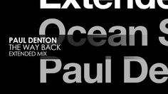 Paul Denton - The Way Back (Extended Mix) [Pure Trance Recordings]