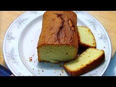 Gluten-Free Almond Flour Pound Cake - YouTube