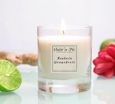 Scented Soy Candles - The Scented Candles