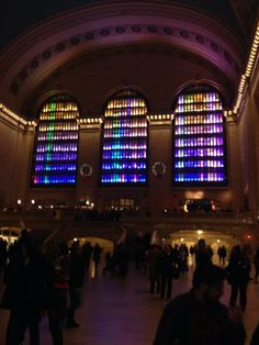 Grand Central Terminal via Lisa Moore on Facebook 20131204 #GCT #NYC