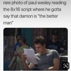 tvd 😂😂 About Acne, its Types & Symptoms What is Acne? The Vampire Diaries, Vampire Diaries Poster, Vampire Diaries Wallpaper, Vampire Diaries Seasons, Vampire Diaries The Originals, Really Funny Memes, Stupid Funny Memes, Movie Quotes, Funny Quotes