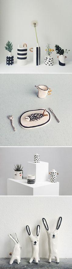 Ceramics by Jode Pankhurst / On the Blog!