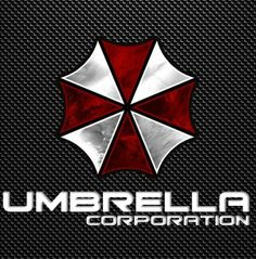 Stampa su cotone Umbrella corporation