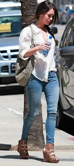 50 Great Megan Fox Street Style Outfits @styleestate
